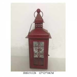 decoration matel candle lanterns